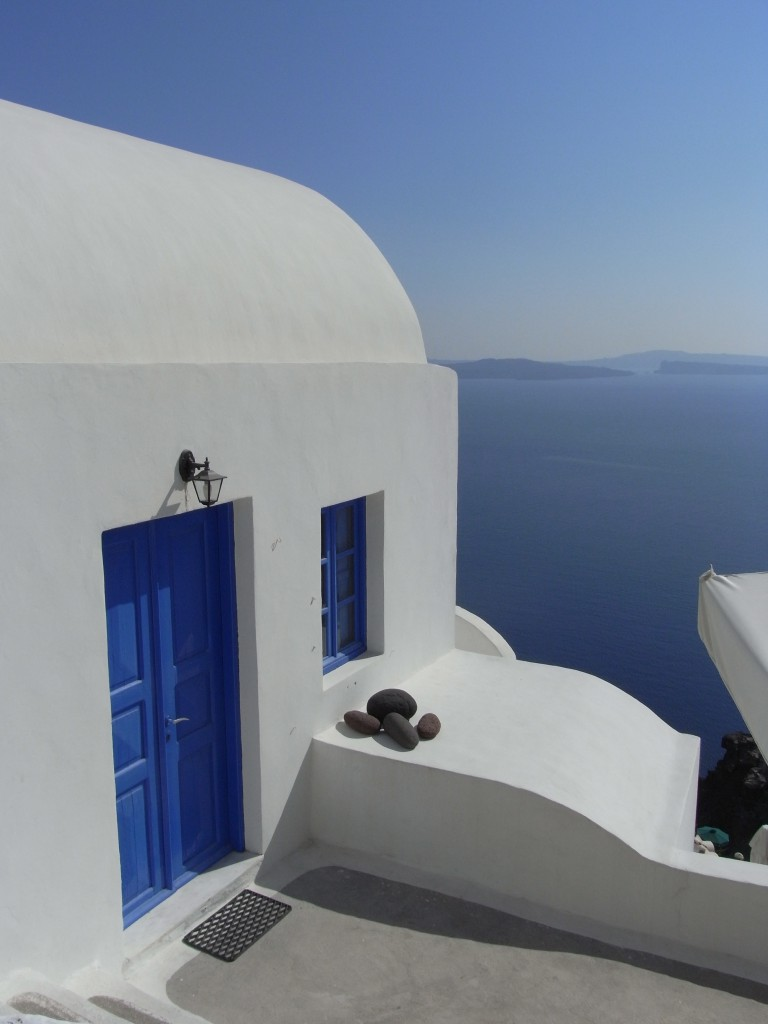 Inspiration Santorini